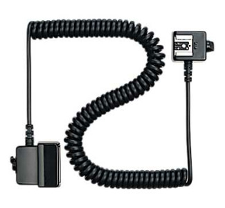 Nikon SC-29 TTL Off-Camera Coiled Flash Cord