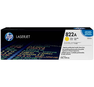 HP Print Ink Cartridge for LaserJet 9500 - Yellow