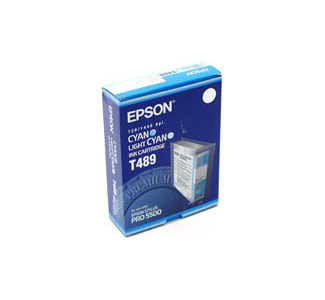 Epson Cyan Ink Cartridge for Stylus Pro 5500