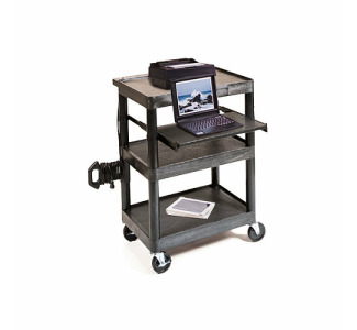 "33.5"" H Multipurpose Presentation Cart"