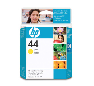 HP 44 Yellow Print Cartridge