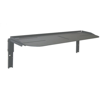 Peerless Video Conferencing Shelf for Large Flat Panel Mounts