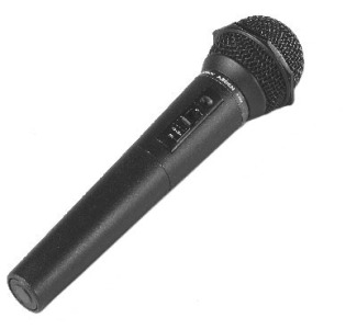 Azden Self-Contained Handheld Mic for WMS-Pro