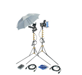 Lowel GO-92LBZ Go Pro Visions Light Kit with Soft Bag