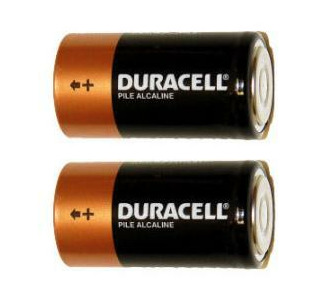 Duracell Battery C (2-pack)