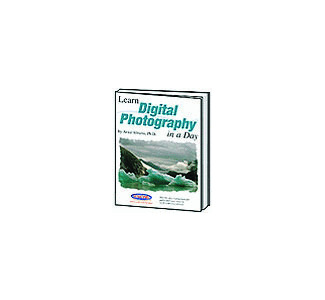 """Learn Digital Photography in a Day"" Book with Resources CD (Single License)"
