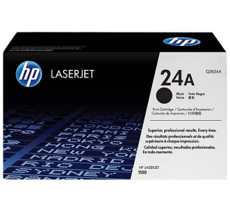 HP Q2624A Black Print Cartridge