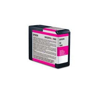 Epson Magenta Ink Cartridge for 3800 (UCM Ink - 80 ml)