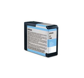 Epson Light Cyan Ink Cartridge for 3800 (UCM Ink - 80 ml)