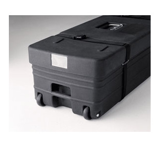 Da-Lite Poly Case with Wheels for Standard Fast Fold Screens