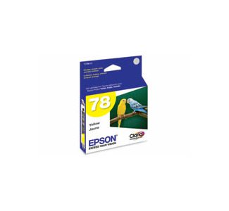Epson Yellow Ink Cartridge for R380