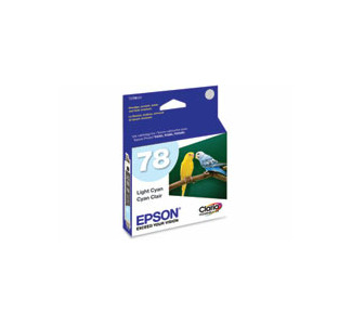 Epson Light Cyan Ink Cartridge for R380