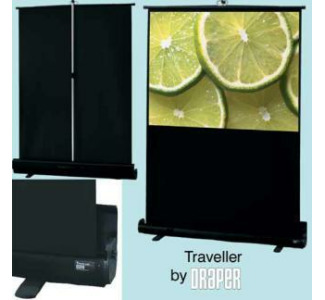 "Draper Traveller 80"" Portable Screen"