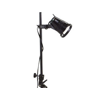 Smith Victor Arm and Clamp-on Light Mount
