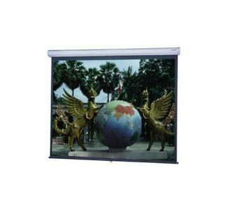 "Da-Lite 50"" x 67"" Model C with Controlled Screen Return (Matte White)"