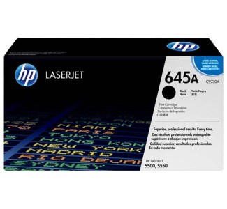 HP C9730A Black Toner