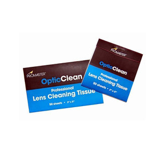 Promaster OpticClean Cleaning Tissue