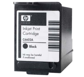 HP C6602A Black Generic Inkjet Print Cartridge