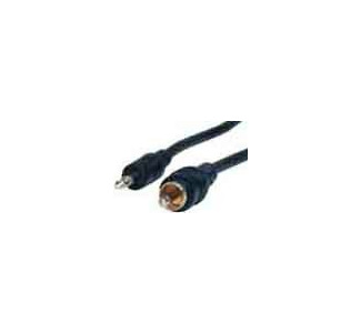 Comprehensive 10ft 3.5mm mini-plug to RCA cable