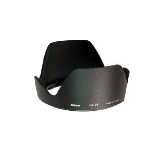 Nikon HB-25 Bayonet Lens Hood for 24-85mm lens