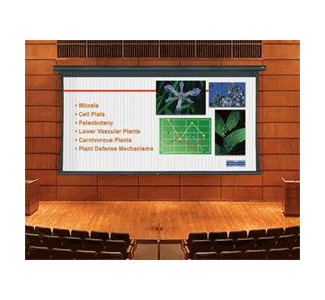 "Da-Lite 108"" x 192"" DaTex Rear Projection Tensioned Cosmopolital Electrol 99292"