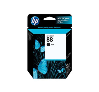 HP NO 88 Vivera Black Inkjet Cartridge C9385AN#140