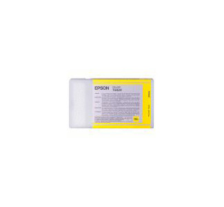 Epson 110ML Ultrachrome K3 Yellow Ink Cartridge for Epson Pro 7880 / 9880 Printers