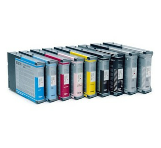 Epson 110ML Ultrachrome K3 Light Light Black Ink Cartridge for Epson Pro 7880 / 9880 Printers