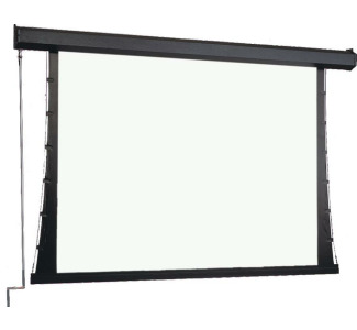 Draper 200089 9' x 9' Premier Series C Manual Screen