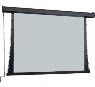 "Draper 200136 84"" x 84"" Premier Series C Manual Screen - AV Format"