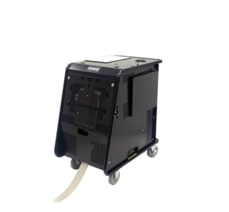 Dukane MPS-SSW Multimedia Cart with Audio Speakers