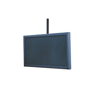 Peerless Straight Column Flat Panel Seiling Mount for 32 to 71 LCD and Plasma Screens