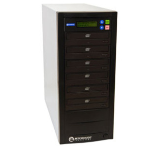 Microboards Quic Disk 1-to-5 CD/DVD duplicator
