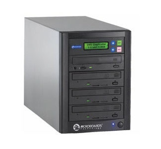 Microboards DVD Duplicator