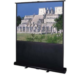 "Da-Lite 93982 73"" Deluxe Insta-Theater HDTV Format Screen"