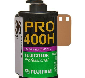 FUJI PRO 400H 135-36 Color Negative Film
