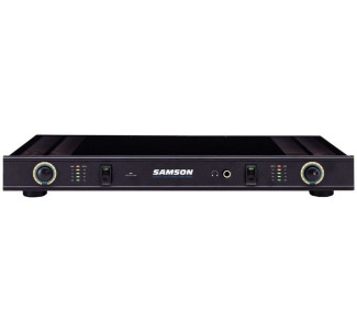 Samson Servo 120 Stereo Amplifier - 50W per Channel into 8 Ohms