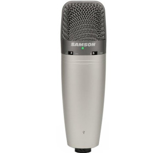 Samson CO3U USB Multi-Pattern Condenser Microphone