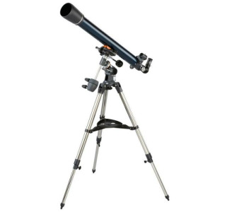 Celestron AstroMaster 70 EQ Telescope with Tripod