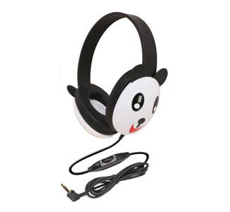 Califone 2810-PA First Headphones (Panda Motif)