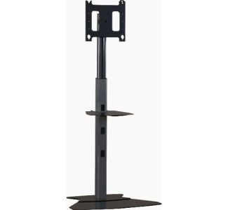Chief MF1-UB Flat Panel Floor Stand for Displays up to 50