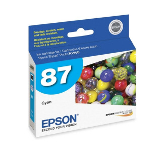 Epson Ink Cartridge for 1900 Cyan