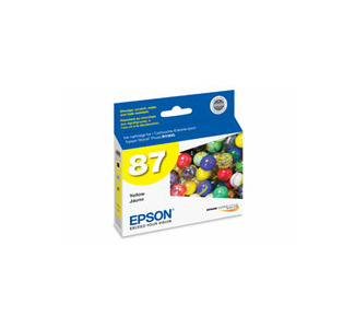 Epson Ink Cartridge for 1900 Yellow
