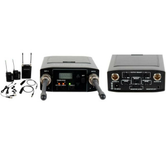 Audio Technica ATW1821 Dual Channel Wireless System