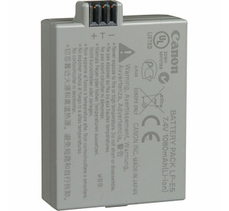 Canon Battery Pack LP-E5 for XSi