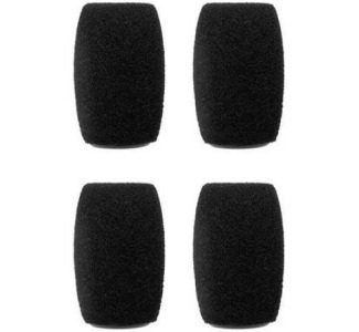 Shure RK412WS Windscreen for MX412 and MX418 Gooseneck Microphones (4 per package)