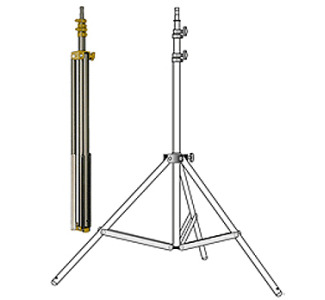 Lowel KS - KS Light Stand - 9'