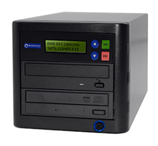 Microboards QD-DVD 1-to-1 DVD Duplicator