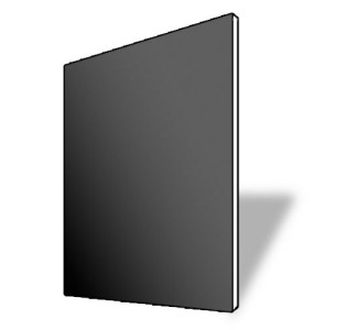 Savage 30x40 Black/White Double Thick-News Core