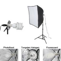 KT500U 500-Watt Thrifty Photoflood Kit Smith-Victor